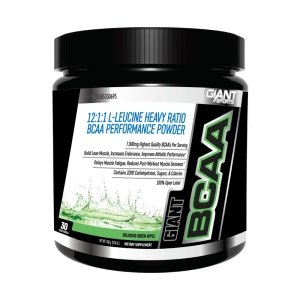 Giant BCAA 12:1:1 30srv by GIANT SPORTS - Tassie Supps - BCAA