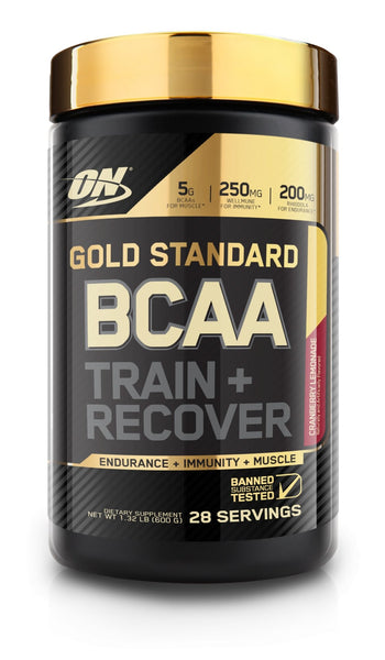 GOLD STANDARD BCAA | OPTIMUM NUTRITION - Tassie Supps - BCAA