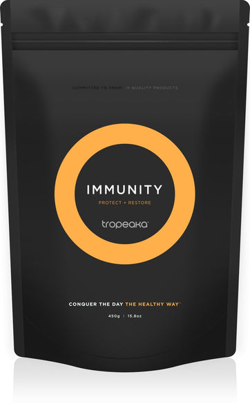 IMMUNITY - PROTECT + RESTORE | TROPEAKA - Tassie Supps - GUT HEALTH / GREENS / ETC