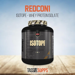 ISOTOPE - WPI | REDCON1 - Tassie Supps - PROTEIN - DAIRY BASED