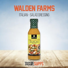 ITALIAN SALAD DRESSING - GUILT FREE | WALDEN FARMS - Tassie Supps - PANTRY