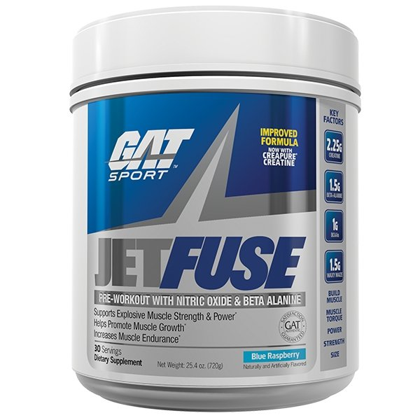 JETFUSE NOX™ | GAT | GERMAN AMERICAN TECHNOLOGIES - Tassie Supps - Pre-Workout