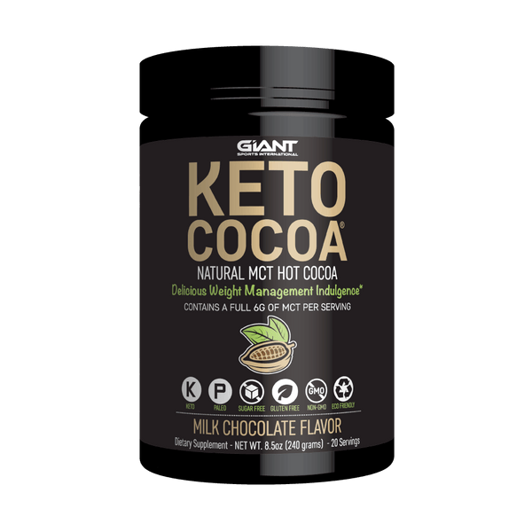 KETO COCOA | GIANT SPORTS - Tassie Supps - KETO