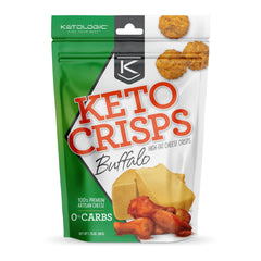 KETO CRISPS | KETOLOGIC - Tassie Supps - Snacks