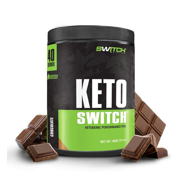 KETO SWITCH - (BHB KETONES) | SWITCH NUTRITION - Tassie Supps - KETO