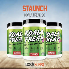 KOALA FREAK 2.0 - PRE-WORKOUT | STAUNCH - Tassie Supps - Pre-Workout
