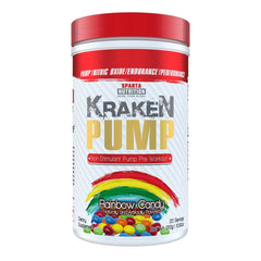 KRAKEN PUMP | SPARTA NUTRITION - Tassie Supps - Pre-Workout