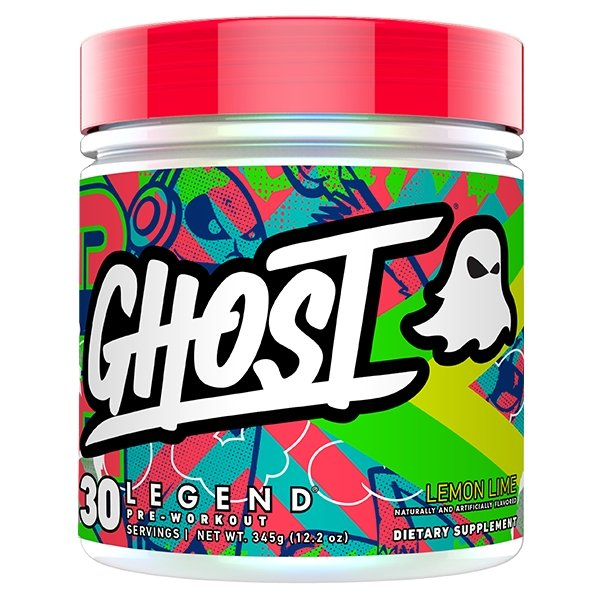 LEGEND - PRE-WORKOUT | GHOST LIFESTYLE - Tassie Supps - Pre-Workout