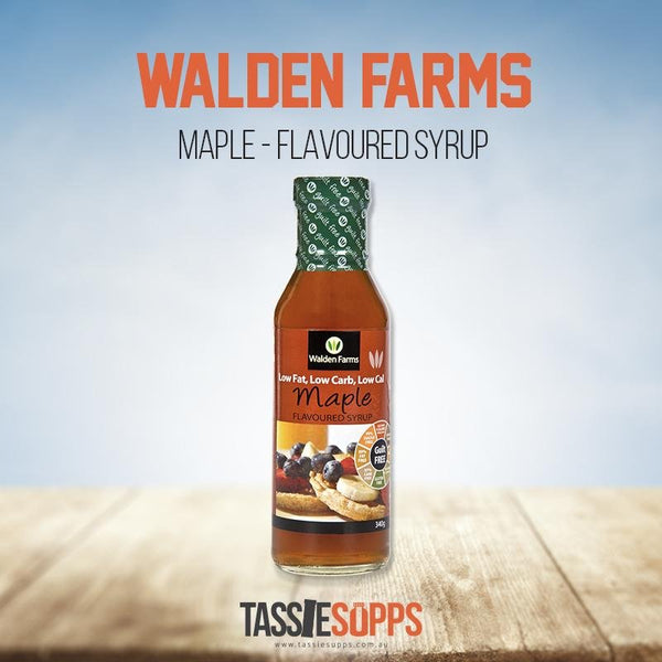 MAPLE SYRUP - GUILT FREE | WALDEN FARMS - Tassie Supps - PANTRY