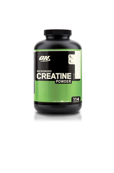 MICRONIZED CREATINE POWDER 600G - Tassie Supps - AMINO's