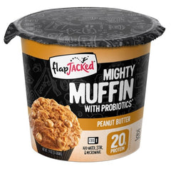 MIGHTY MUFFIN - PROTEIN MUFFIN | FLAPJACKED - Tassie Supps - Snacks