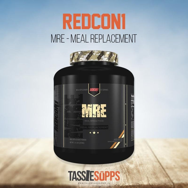 MRE - MEAL REPLACEMENT | REDCON1 - Tassie Supps - PROTEIN - DAIRY BASED