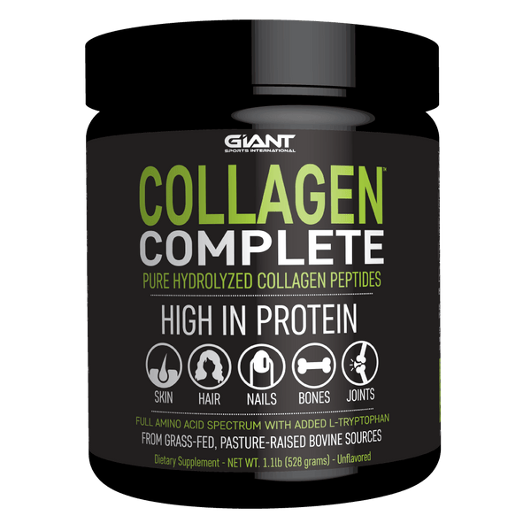 *NEW FLAVOURS* COLLAGEN COMPLETE | GIANT SPORTS - Tassie Supps - KETO