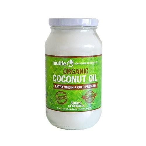 NIULIFE Extra Virgin Coconut Oil 1L - Tassie Supps - PANTRY