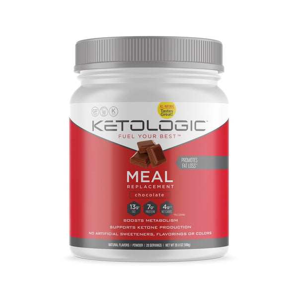 *NOW IN 40SRV* KETO - MEAL REPLACEMENT™ | KETOLOGIC - Tassie Supps - KETO
