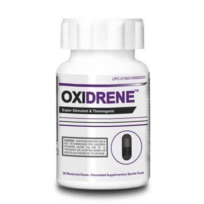 OXIDRENE by GIANT SPORTS - Tassie Supps - FAT BURNERS / DETOX / WEIGHT LOSS