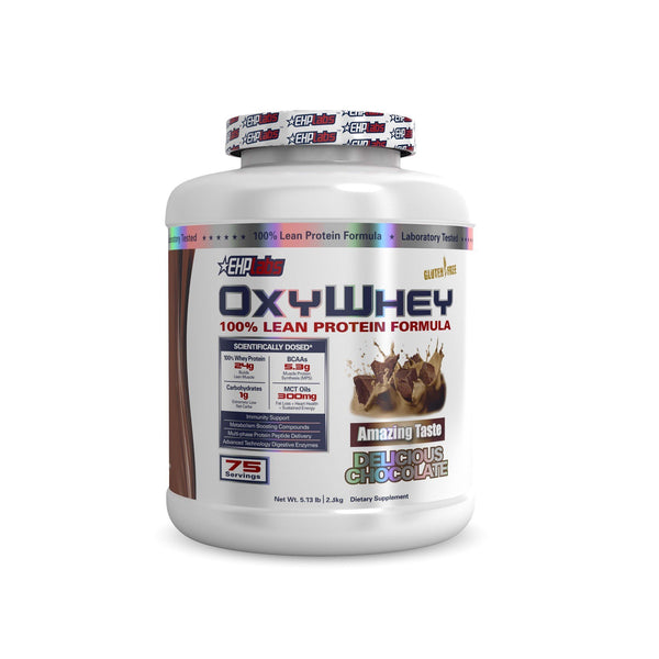 OXYWHEY | EHPLABS - Tassie Supps - PROTEIN - DAIRY BASED