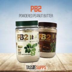PB2 - POWDERED PEANUT BUTTER | PB2 FOODS - Tassie Supps - PANTRY