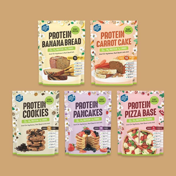 Plant Based Bundle | PROTEIN BREAD CO - Tassie Supps - PANTRY