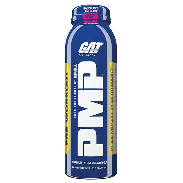PMP RTD | GAT GERMAN AMERICAN TECHNOLOGIES - Tassie Supps - Ready To Drink (RTD)