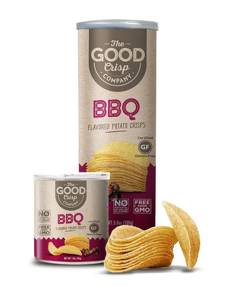 POTATO CHIPS | THE GOOD CRISP CO. - Tassie Supps - Snacks
