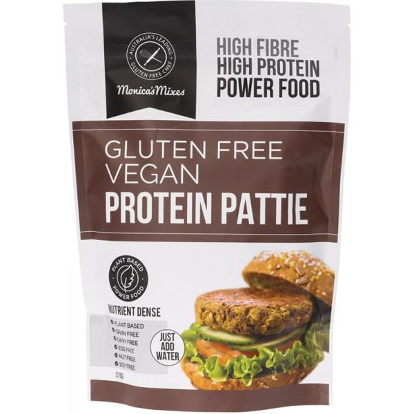 PROTEIN PATTIE MIX | GLUTEN FREE POWER FOOD MIX | MONICA'S MIXES - Tassie Supps - PANTRY