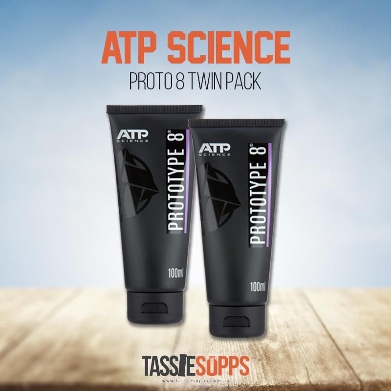 PROTOTYPE 8 - TWIN PACK | ATP SCIENCE - Tassie Supps - HORMONE SUPPLEMENTS