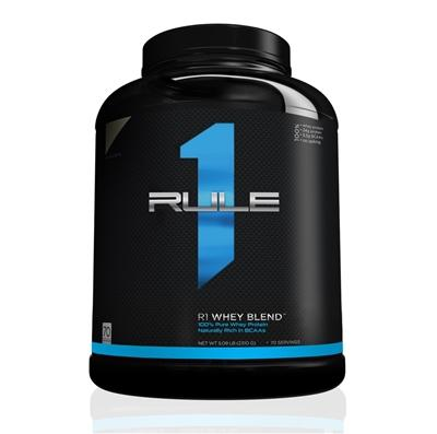 R1 WHEY BLEND **CLEARANCE SHORT DATED** | RULE 1 - Tassie Supps - PROTEIN - DAIRY BASED