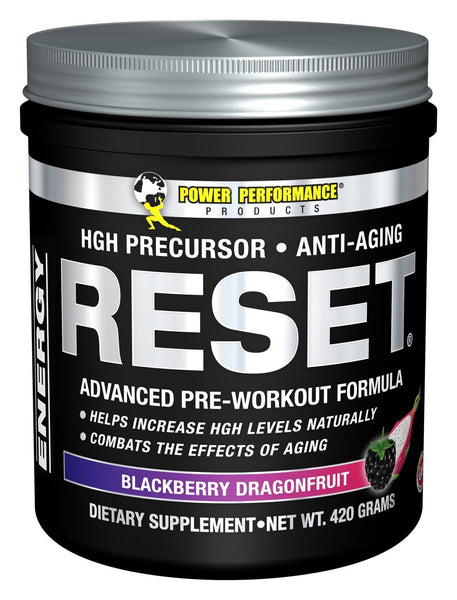 RESET - PRE-WORKOUT | POWER PERFORMANCE - Tassie Supps - Pre-Workout
