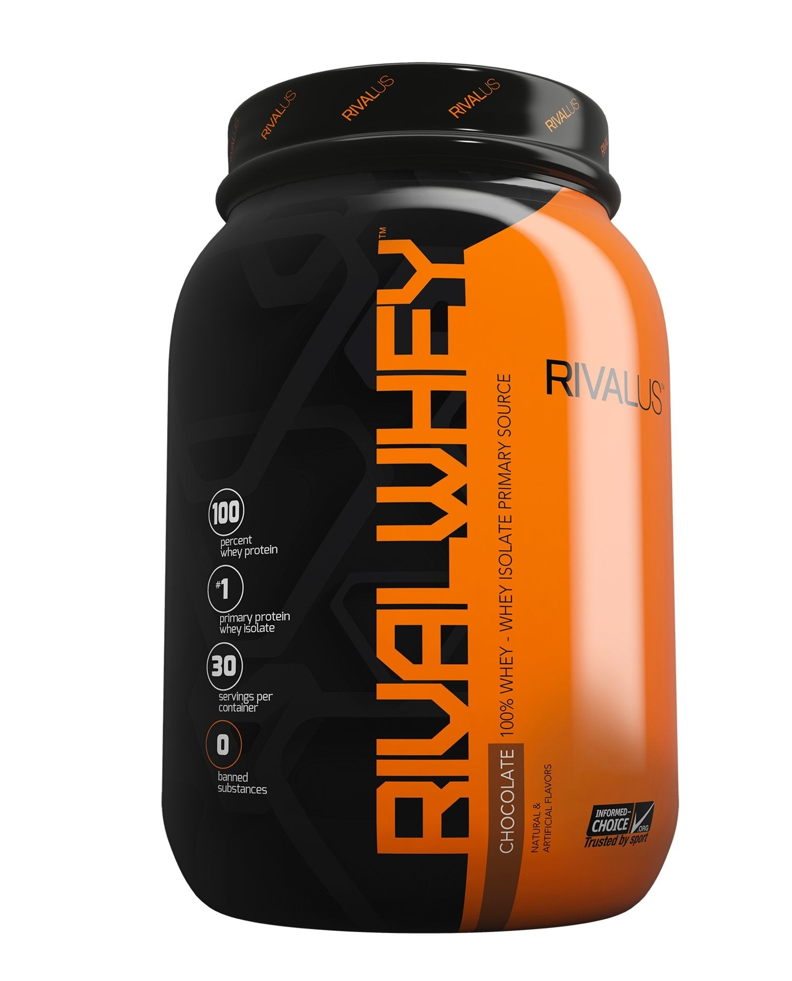 RIVALWHEY | RIVALUS - Tassie Supps - PROTEIN - DAIRY BASED