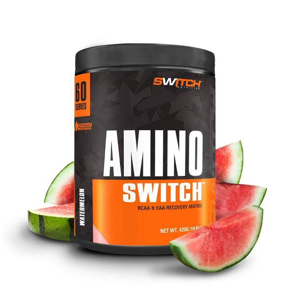 SAMPLE - AMINO SWITCH | SWITCH NUTRITION - Tassie Supps - SAMPLE