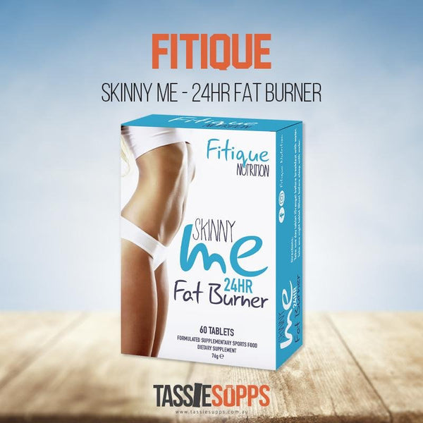 SKINNY ME 24HR FAT BURNER | FITIQUE - Tassie Supps - FAT BURNERS / DETOX / WEIGHT LOSS