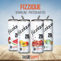 SPARKLING PROTEIN WATER | FIZZIQUE - Tassie Supps - Ready To Drink (RTD)