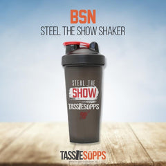STEEL THE SHOW - SHAKER | BSN - Tassie Supps - Promo Products / Must be free to us