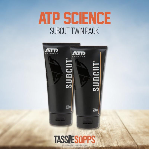 SUBCUT CREAM - TWIN PACK | ATP SCIENCE - Tassie Supps - HORMONE SUPPLEMENTS