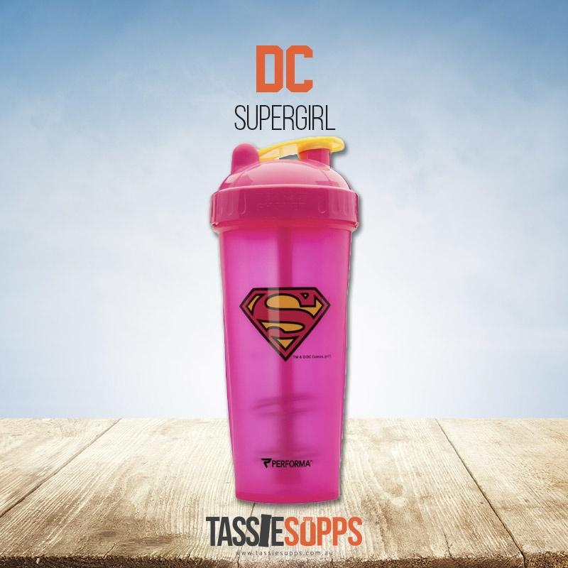 SUPERGIRL | PERFORMA SHAKER - Tassie Supps - Shakers / Bottles