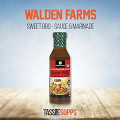 SWEET BBQ - SAUCE - GUILT FREE | WALDEN FARMS - Tassie Supps - PANTRY