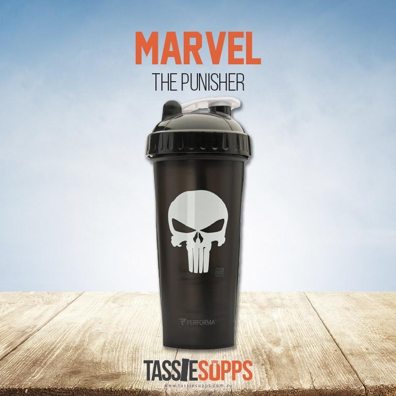 THE PUNISHER | PERFORMA SHAKER - Tassie Supps - Shakers / Bottles