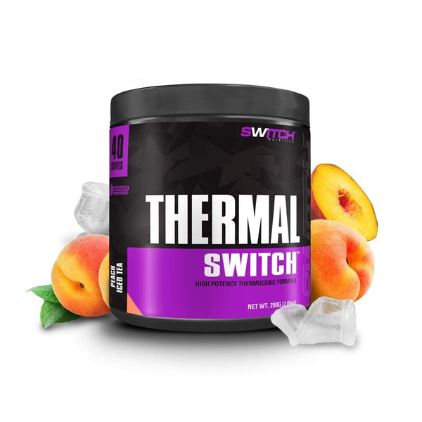 THERMAL SWITCH - FAT BURNER | SWITCH NUTRITION - Tassie Supps - FAT BURNERS / DETOX / WEIGHT LOSS