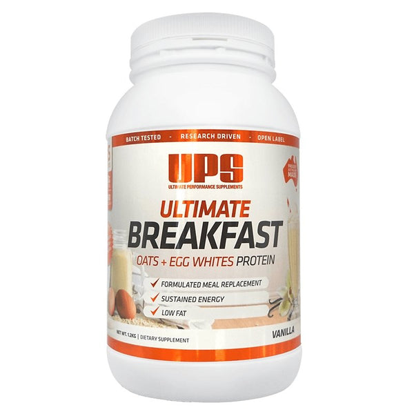 ULTIMATE BREAKFAST | UPS PROTEIN - Tassie Supps - Protein