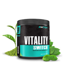 VITALITY SWITCH | SWITCH NUTRITION - Tassie Supps - GUT HEALTH / GREENS / ETC