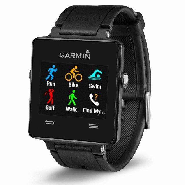 vívoactive™ | Black | GARMIN - Tassie Supps - Fitness Tracker