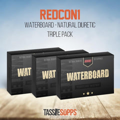 WATER BOARD - TRI-PACK - NATURAL DIURETIC | REDCON1 - Tassie Supps - FAT BURNERS / DETOX / WEIGHT LOSS
