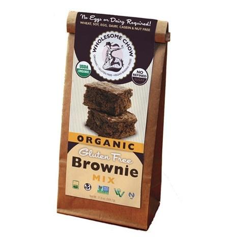 WHOLESOME CHOW Brownie Mix 504g - Tassie Supps - PANTRY