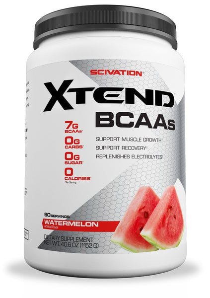 XTEND BCAA - INTRA WORKOUT - RECOVERY FORMULA | XTEND - Tassie Supps - BCAA