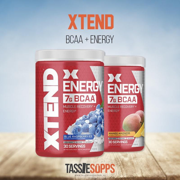 XTEND ENERGY - BCAA | XTEND ( SCIVATION ) - Tassie Supps - BCAA
