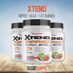XTEND RIPPED - FAT BURNER | SCIVATION - Tassie Supps - FAT BURNERS / DETOX / WEIGHT LOSS