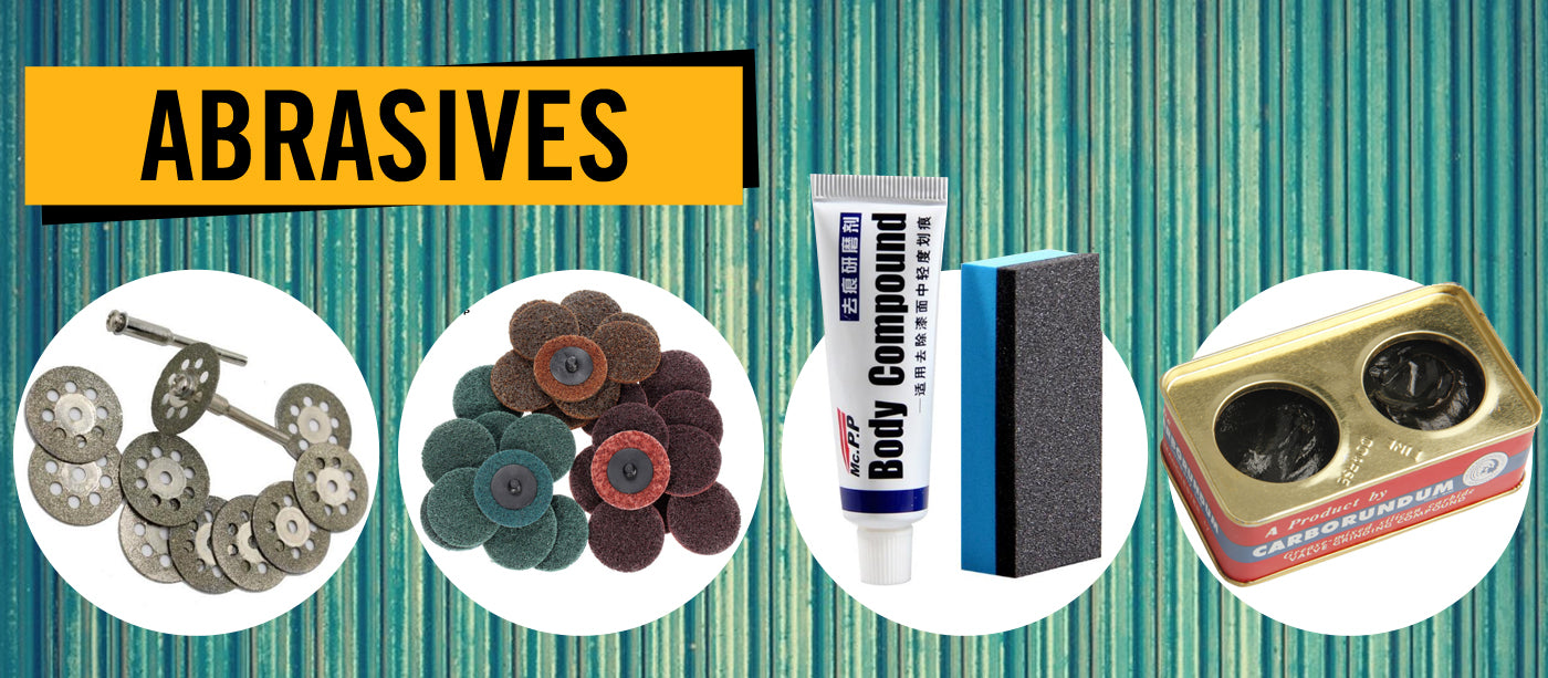 A Single Source of Premium Industrial Supplies of Abrasives
