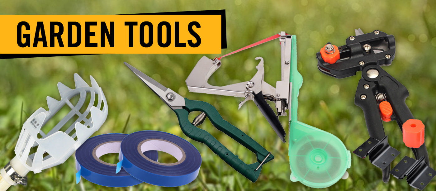 Gardening Tools for your Outdoor renovation/decorating projects
