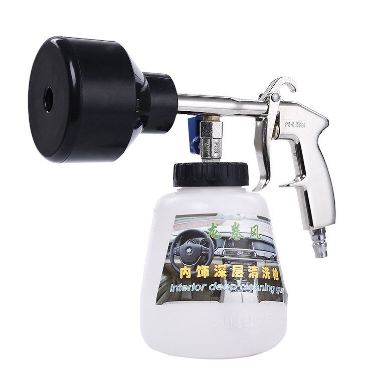 Hot Portable foam gun car foam washing machine gun foam cleaning snow Tornado spray gun For car spray gun tools